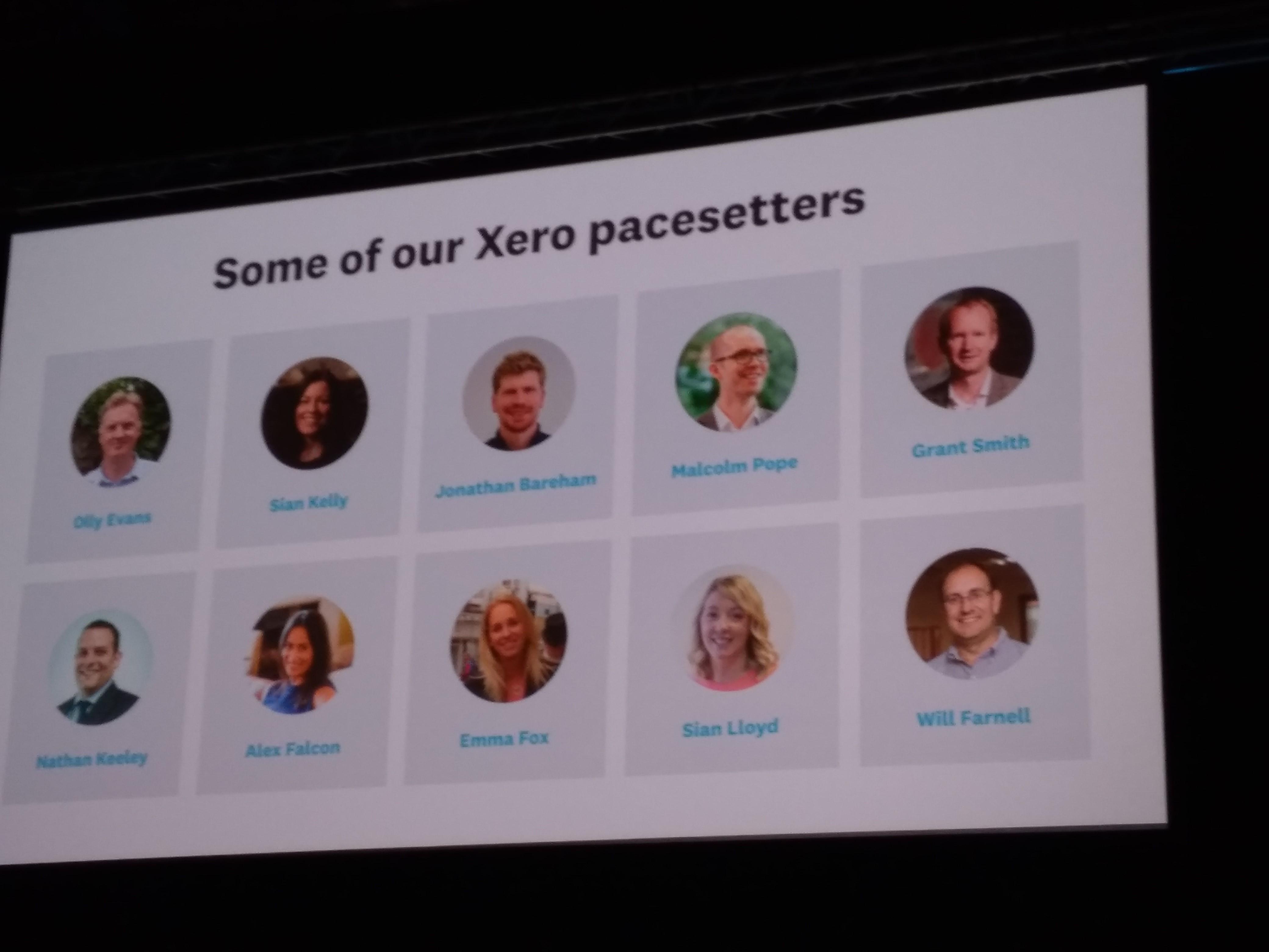 xero-pacesetters